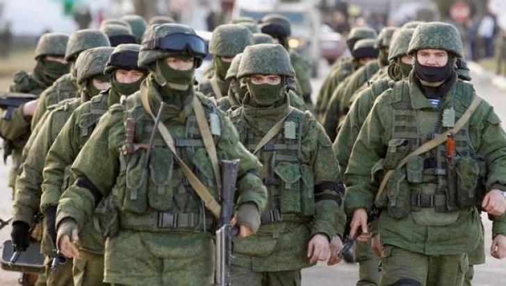 militaru rusi foto Realitatea.net