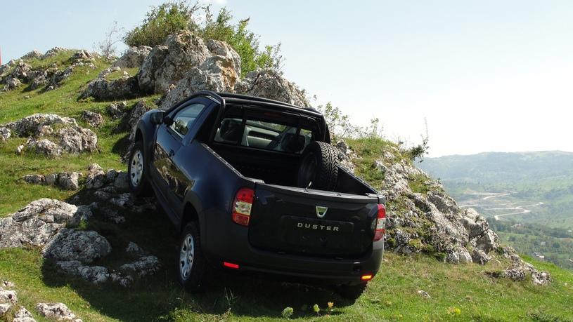 duster pick-up1 foto prosport