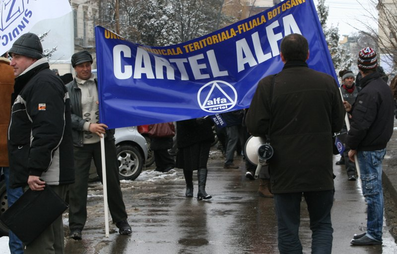 protest cartel alfa