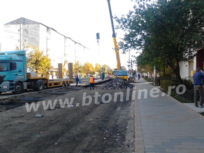 strada primaverii dale tramvai (2)