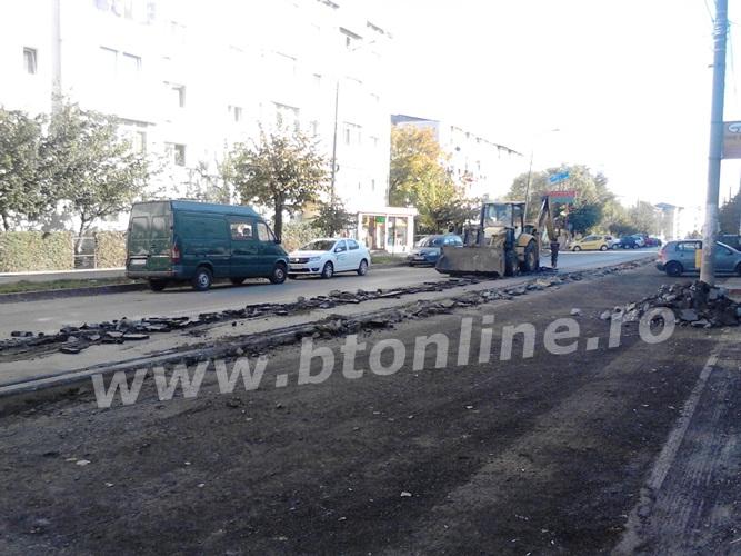 strada primaverii dale tramvai (6)