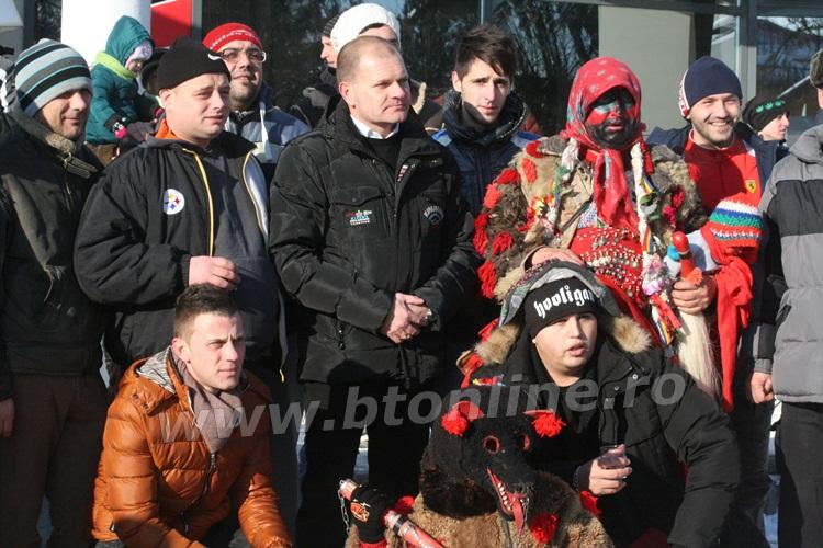 Cornel Sfaiter, galerie FC Botosani la Vorona (1)