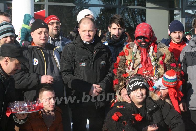 Cornel Sfaiter, galerie FC Botosani la Vorona (2)