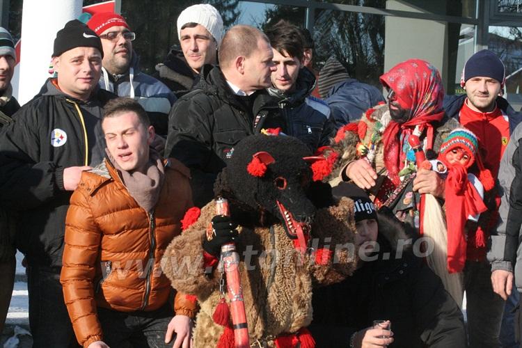 Cornel Sfaiter, galerie FC Botosani la Vorona (6)