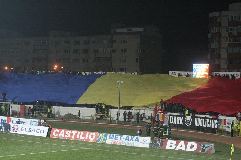 fc bt-steaua steag