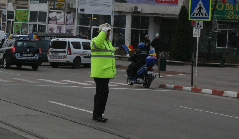 politist rutiera