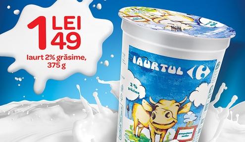 Iaurt Carrefour