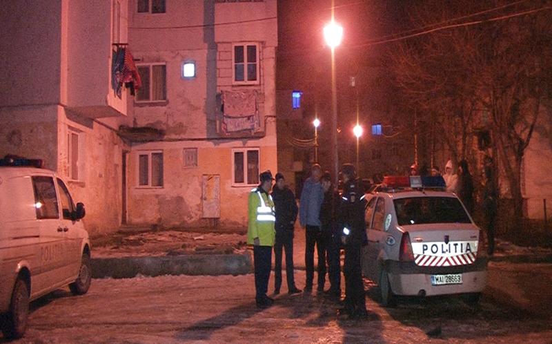 masina politie noaptea2