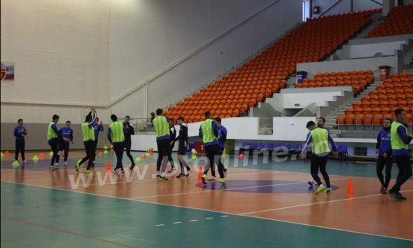 Antrenament FC Botosani. foto Arhiva Botosani Online