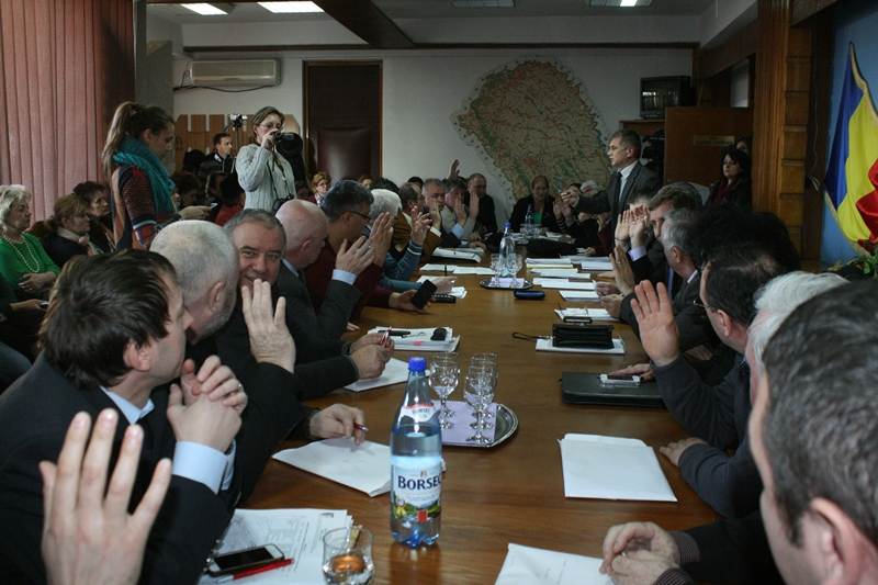 consiliul judetean buget