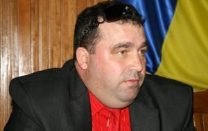 Romanescu Costel, primar Paltinis