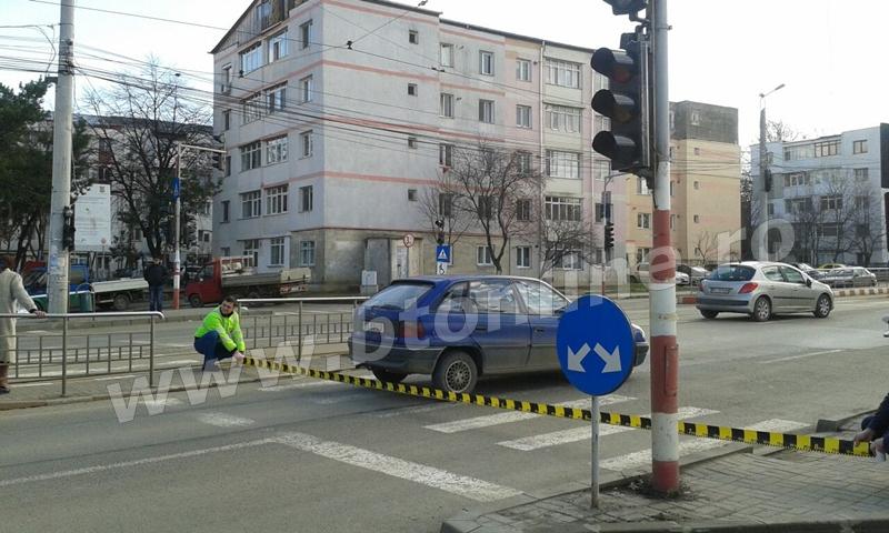 accident trecere pietoni politisti3
