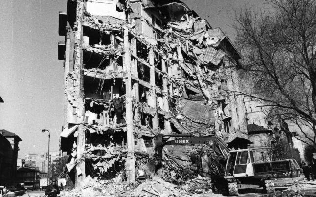 cladire dupa cutremurul din 1977 foto adevarul