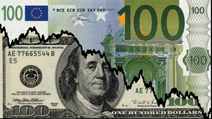 dolar euro foto realitatea