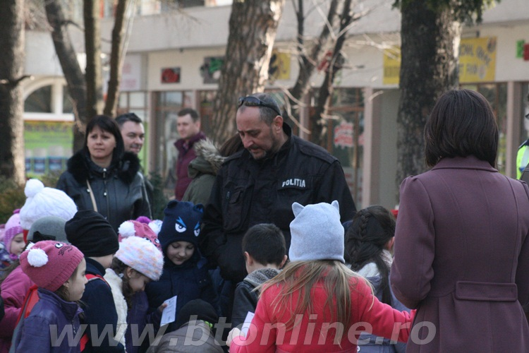 politie pietonal copii3