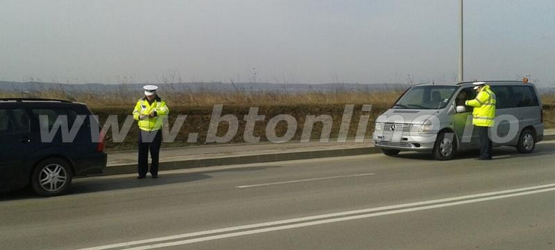 politisti controale trafic4