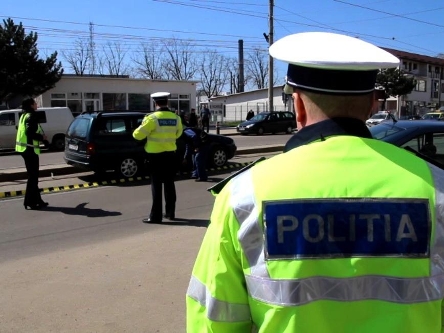 accident 10aprilie politisti