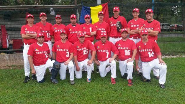 echipa nationala de baseball a Romaniei