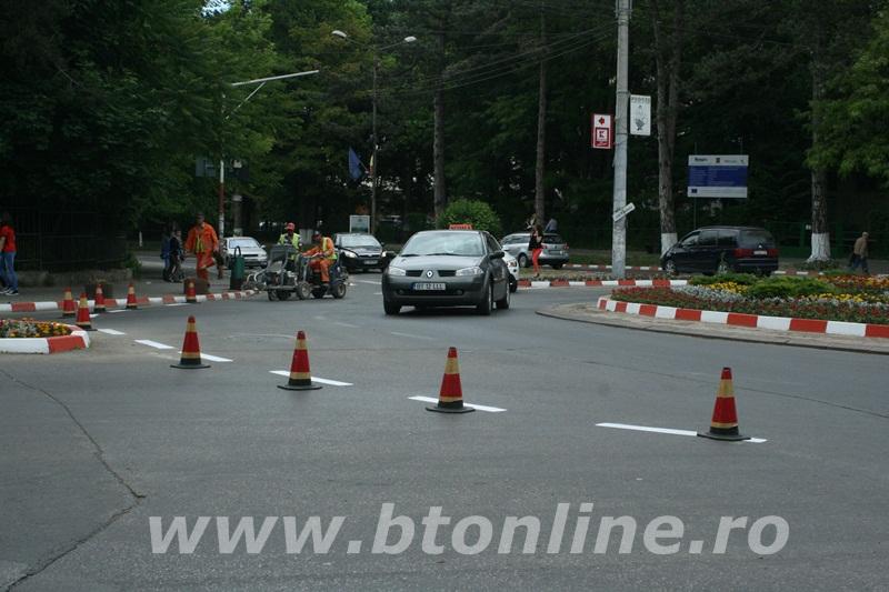 intersectie bulevard, muncitori conrec2
