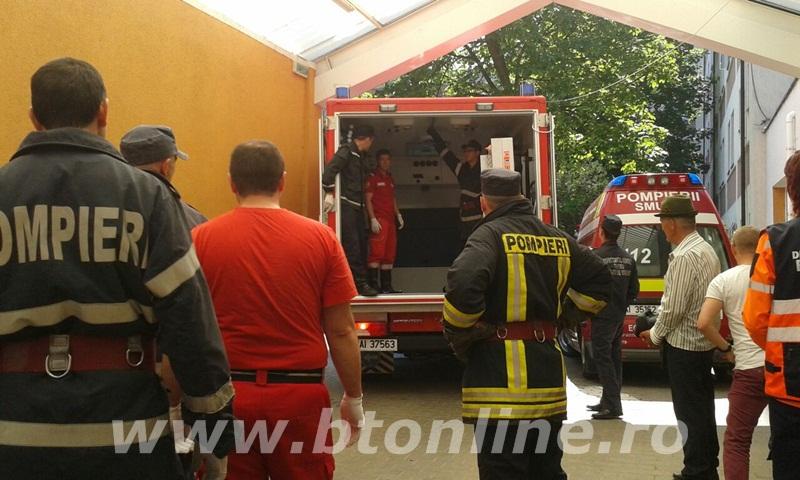 interventie pompieri, persoana supraponderala (10)