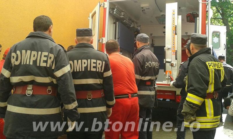 interventie pompieri, persoana supraponderala (8)