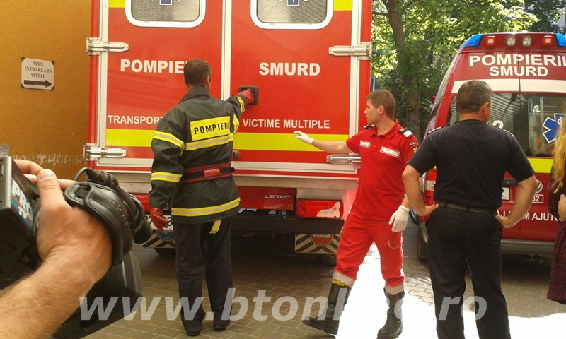 interventie pompieri, persoana supraponderala (9)