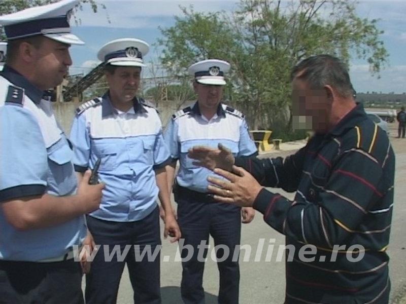 politisti sofer