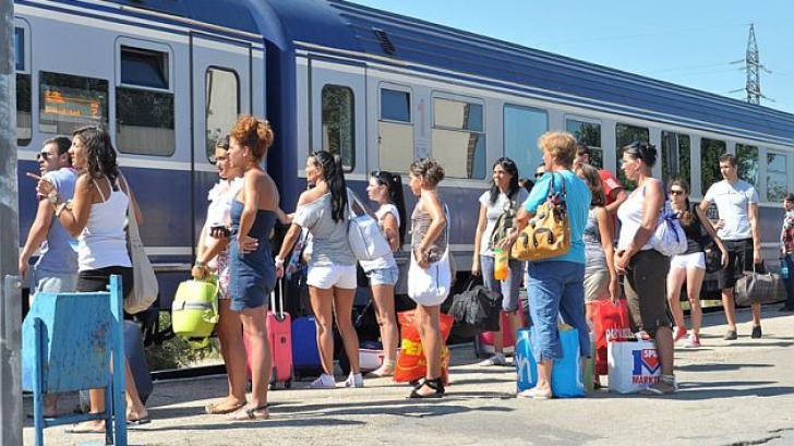 trenurile soarelui foto realitatea.net