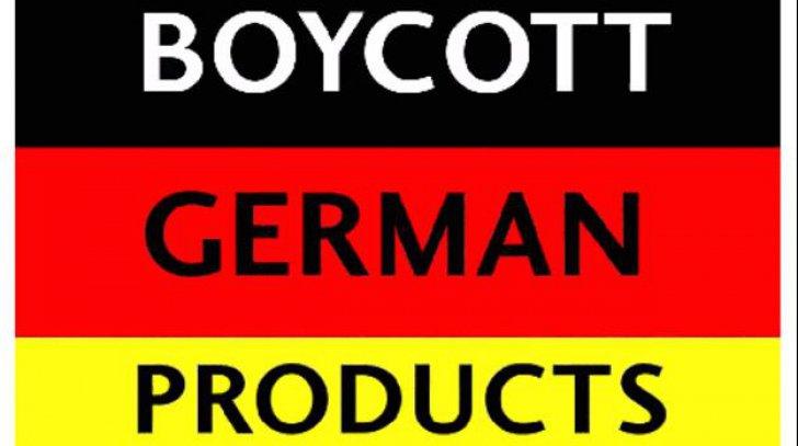 boicot produse germane
