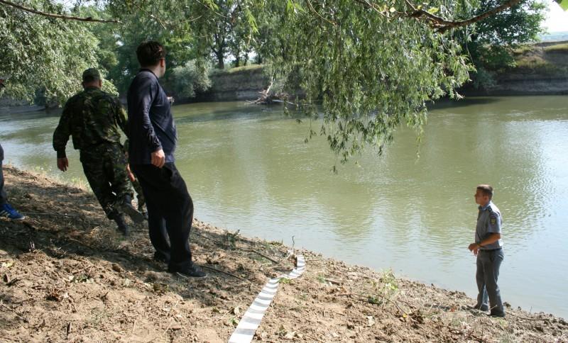 politia de frontiera transfugi
