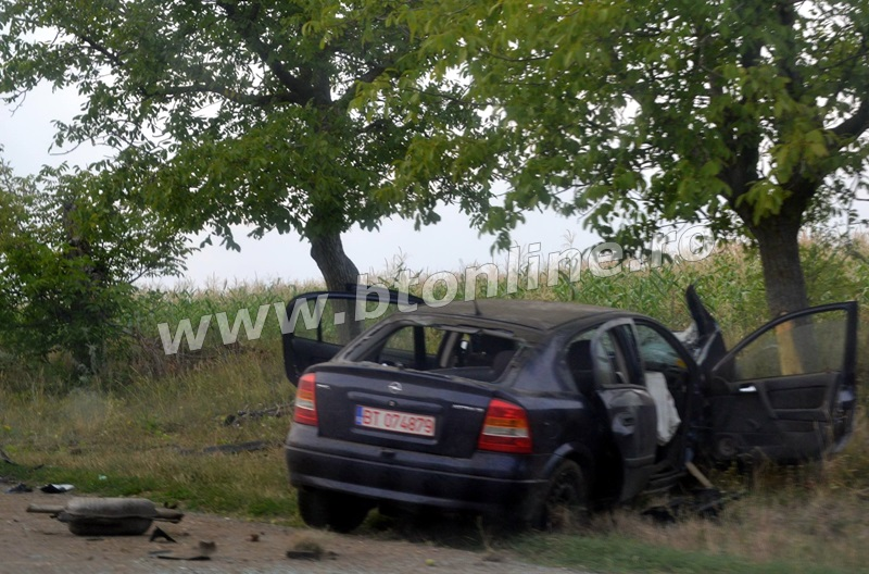 accident stauceni