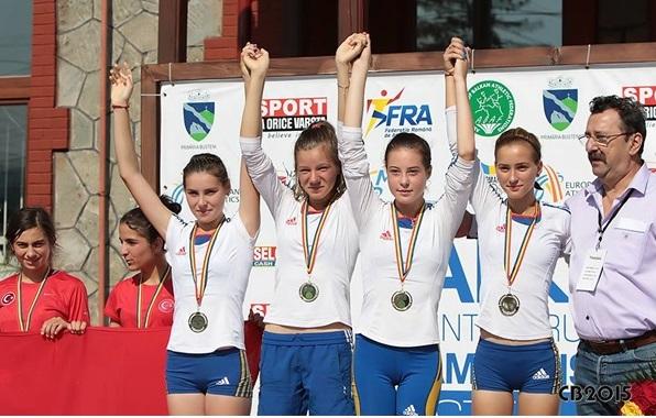 atletism alergare montana podium
