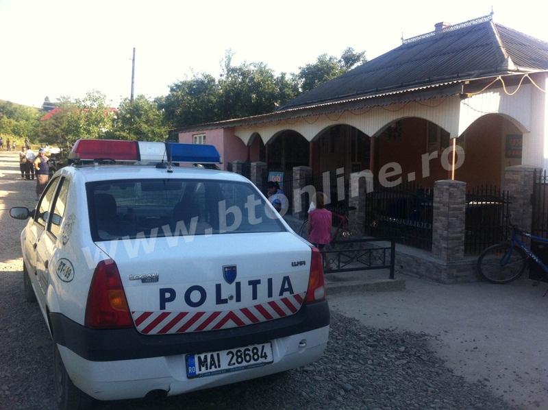 politie crima tudora