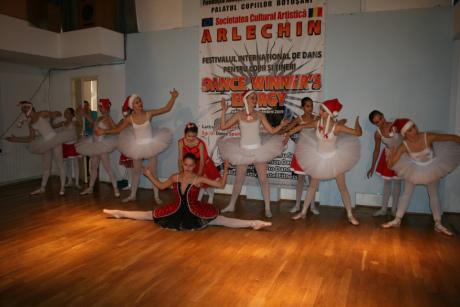 arlechin festival balet