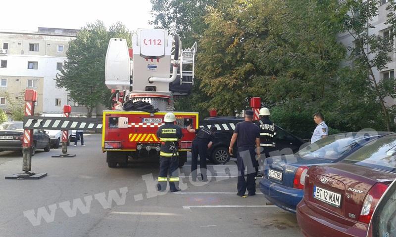interventie pompieri aleea tiberiu crudu (5)