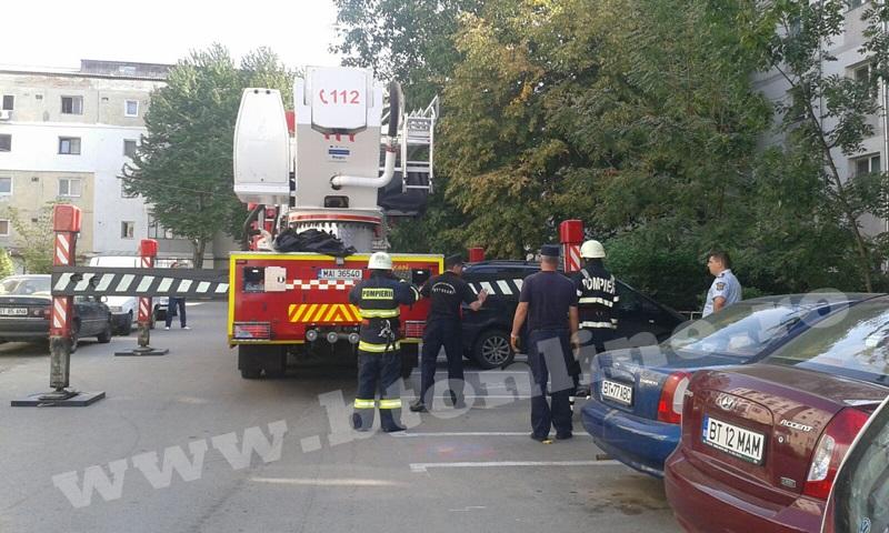 interventie pompieri aleea tiberiu crudu (6)