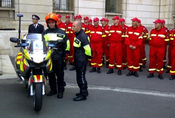 smurd motocicleta