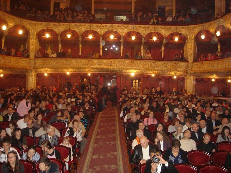 teatru cernauti