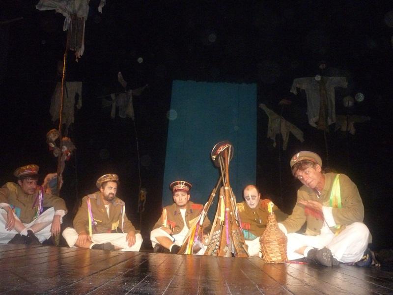 teatru spectacol ivan turbinca