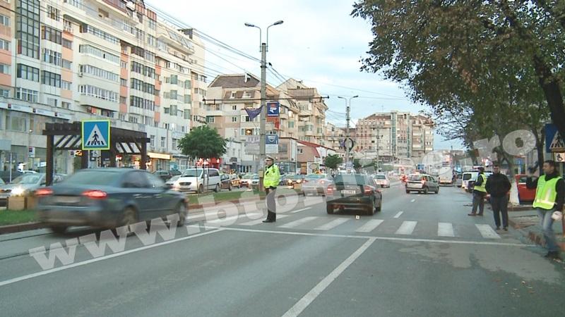 accident calea nationala, trecere pietoni (1)