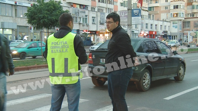 accident calea nationala, trecere pietoni (3)