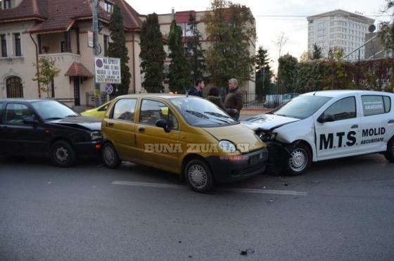 accident iasi, foto bzi