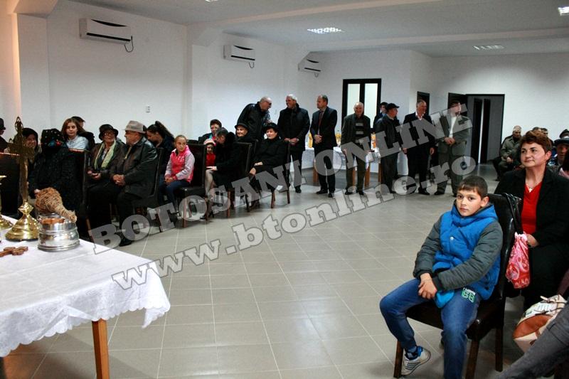 inaugurarea caminului cultural Rosiori (4)