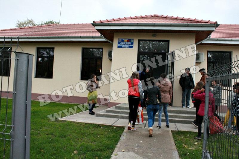 inaugurarea caminului cultural Rosiori (9)