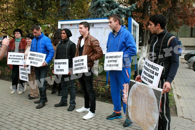 protest primaria Botosani (2)