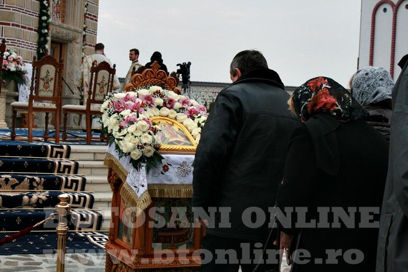 Manastirea Zosin, sfintire Patriarh (10)
