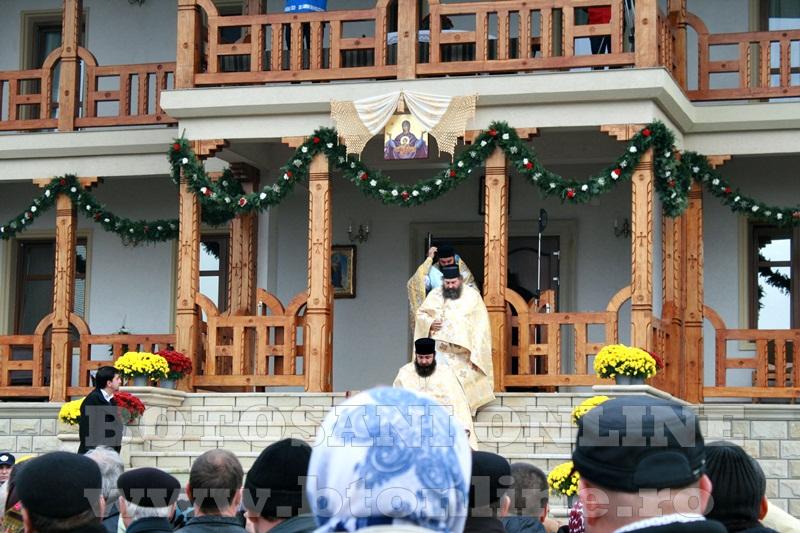 Manastirea Zosin, sfintire Patriarh (13)