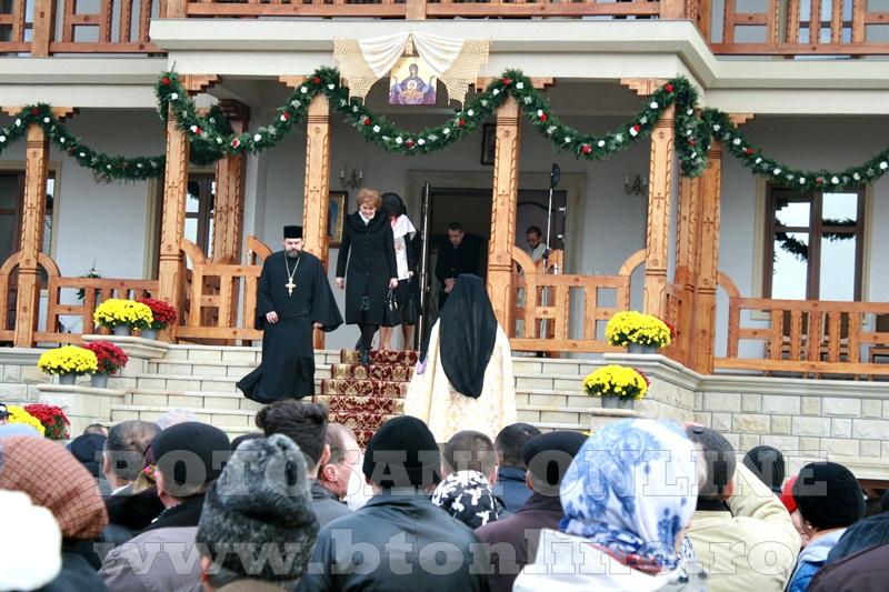 Manastirea Zosin, sfintire Patriarh (14)