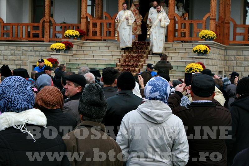 Manastirea Zosin, sfintire Patriarh (15)