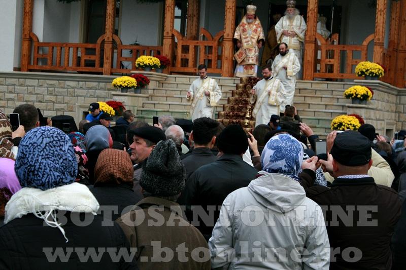 Manastirea Zosin, sfintire Patriarh (16)